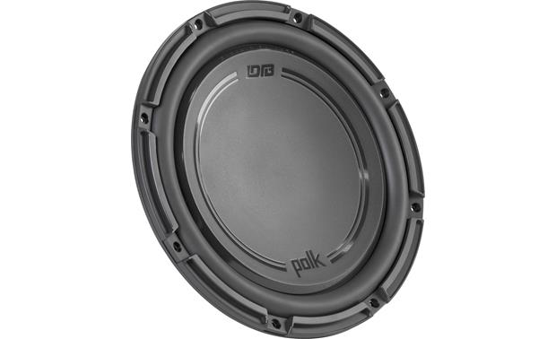 Polk Audio DB 1242 DVC this low-profile sub handles plenty of power.