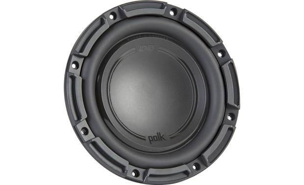 Polk Audio DB 842 DVC this low-profile sub handles plenty of power.