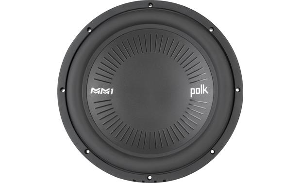 """Polk DB1042DVC 10/"""" Dual 4-Ohm Voice Coil Subwoofer with Marine Certification"""
