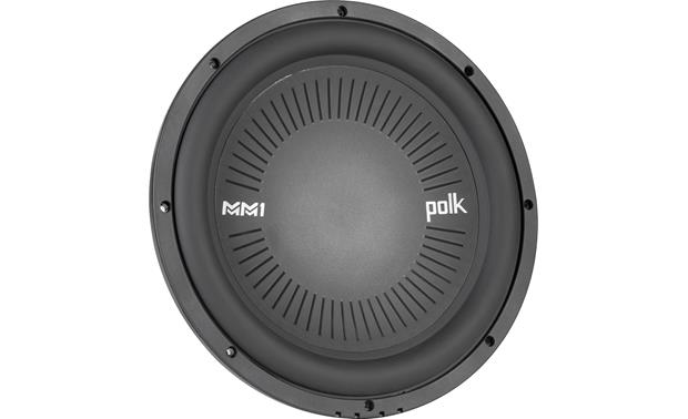 Polk Audio MM 1242 SVC a titanium-coated polymer cone that'll stand the test of time