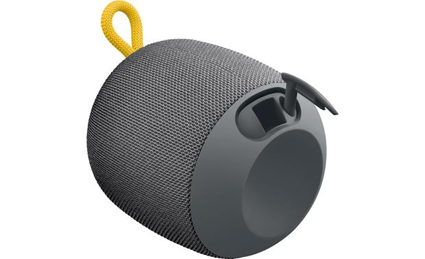 Ultimate Ears WONDERBOOM Stone Grey  - with connection seal open