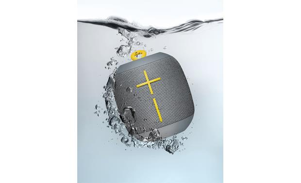 Ultimate Ears WONDERBOOM Stone Grey - waterproof