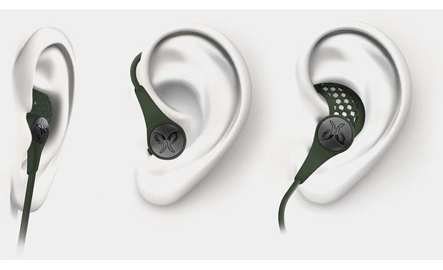 b5779a2c7ee Jaybird X3 Wireless (Green) In-ear Bluetooth® sports headphones at ...