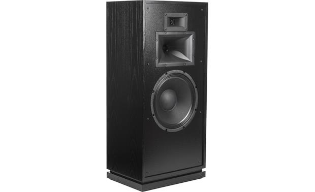 Klipsch Forte III Shown with grille removed