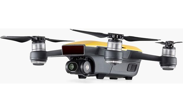 DJI Spark Mini Drone 2-axis camera gimbal lets you shoot steady footage during flight