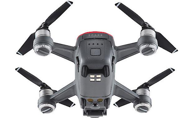 DJI Spark Fly More Combo Combo includes two batteries for more flight time