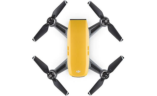 DJI Spark Fly More Combo Top