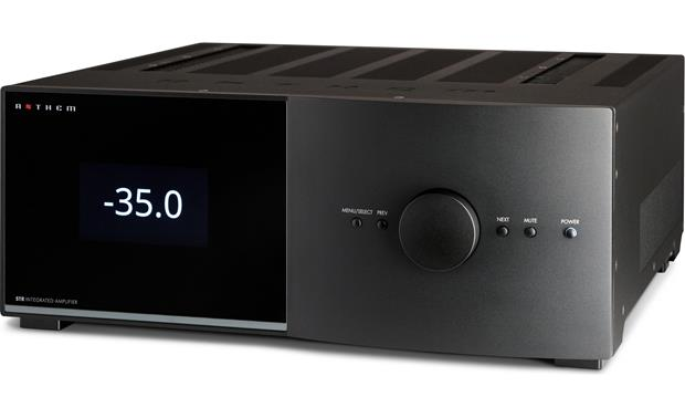 Anthem STR Integrated Amplifier Angled front view