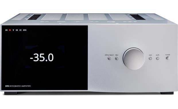 Anthem STR Integrated Amplifier Front