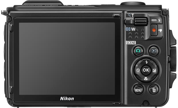Nikon Coolpix W300 Back