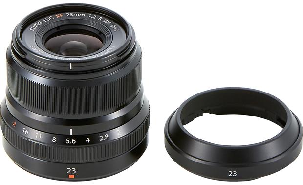 Fujifilm Fujinon XF 23mm f/2 R WR Other