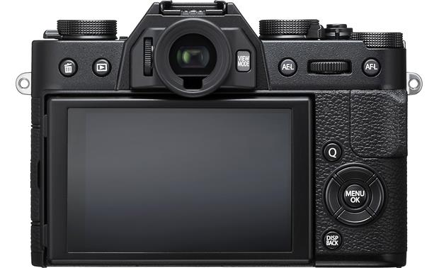 Fujifilm X-T20 Kit Back