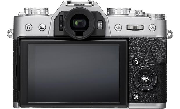Fujifilm X-T20 (no lens included) Back