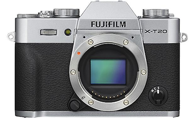 Fujifilm X-T20 (no lens included) Front
