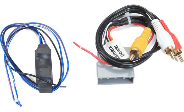 Axxess AX-HON24RVC-6V Backup Camera Harness Front