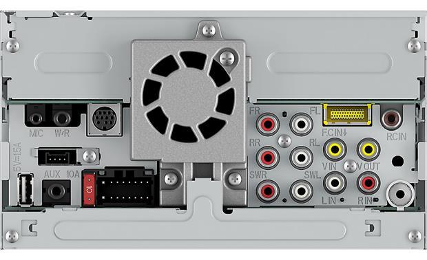 Pioneer AVH-1330NEX on