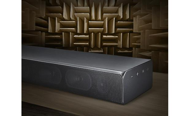 Samsung Sound+ HW-MS650 Tested and tuned at the renowned Samsung California audio lab