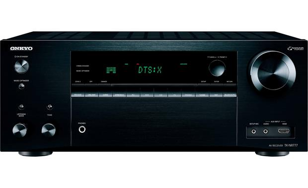 Onkyo TX-NR777 Front