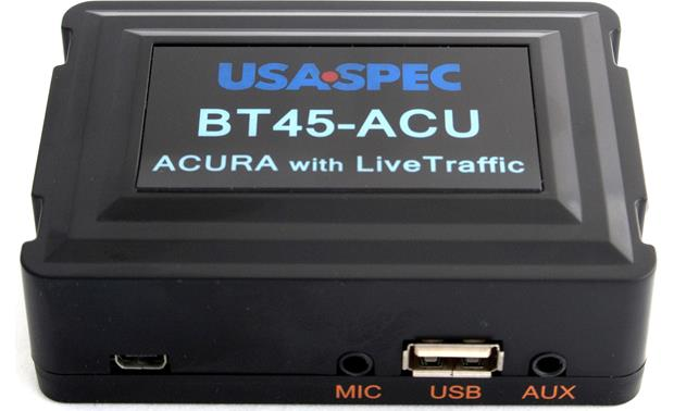 usa spec bt45 acu add bluetooth capability to 2005 09 acura with