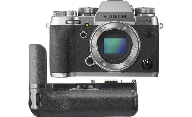 Fuji X-T2 Bundle (no lens included) Camera and grip