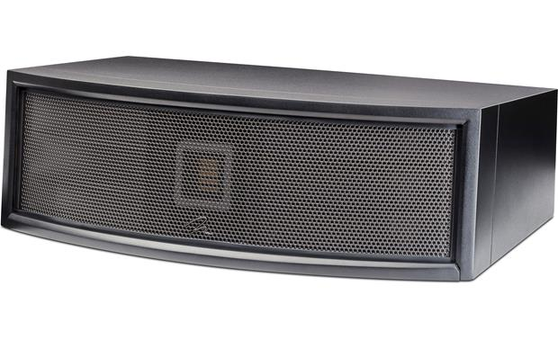 MartinLogan ElectroMotion® ESL C Angled view with grille on