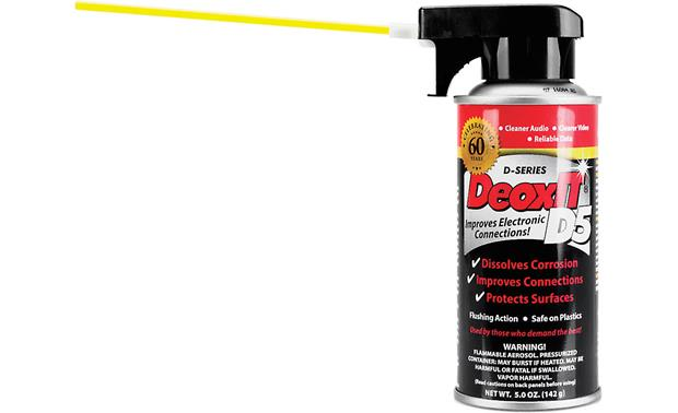 DeoxIT® Contact Cleaner Spray Applicator nozzle