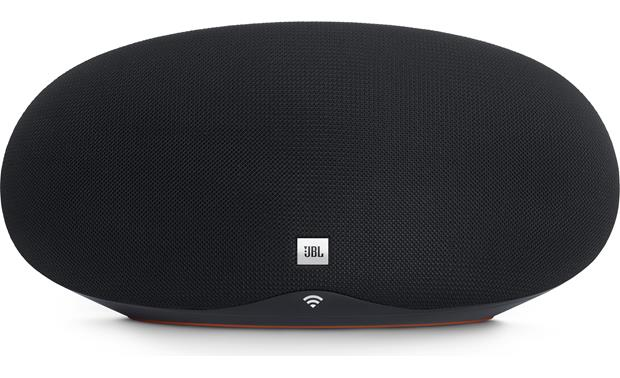 JBL Playlist Black - front