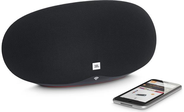JBL Playlist Black - control with Google Home app (smartphone not included)