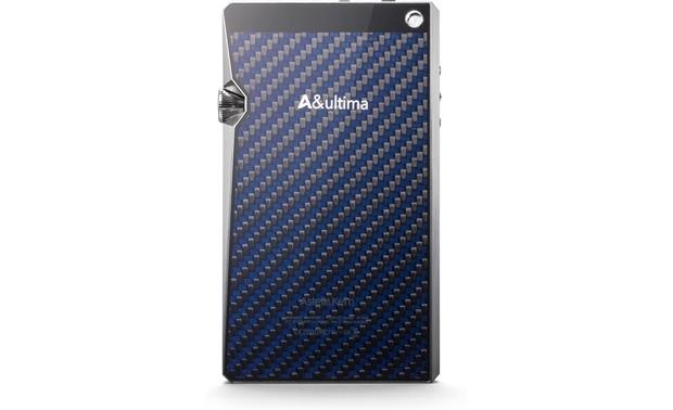 Astell&Kern A&ultima SP1000 Stainless Steel - back