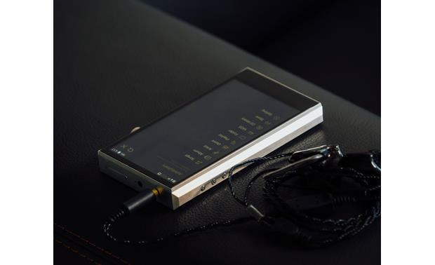 Astell&Kern A&ultima SP1000 Stainless Steel- pairs well with high-end headphones (available separately)