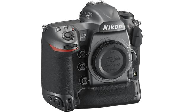 Nikon D5 100th Anniversary Edition (no lens included) Front