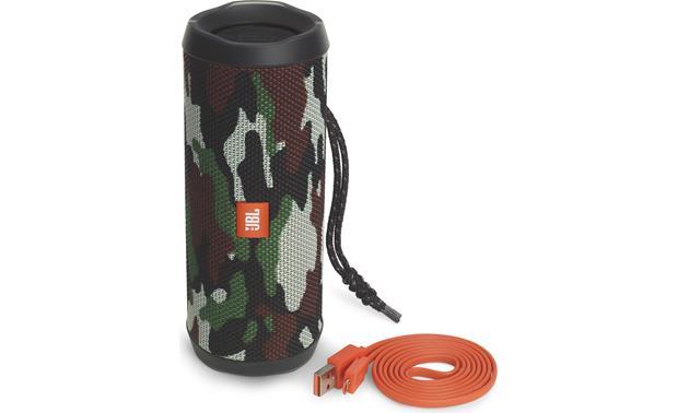 58febd012ce JBL Flip 4 (Camouflage) Waterproof portable Bluetooth® speaker at ...