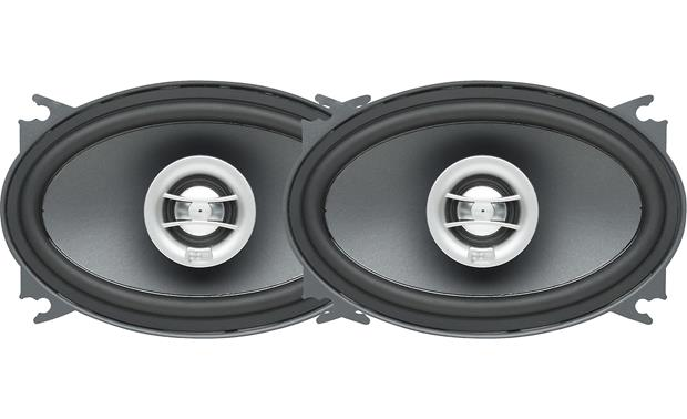 PowerBass L2-462 PowerBass designed these 2-ohm speakers to work with factory systems.