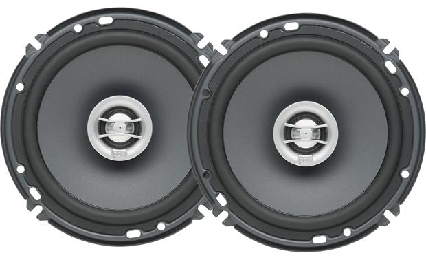 PowerBass L2-675 PowerBass designed these 2-ohm speakers to work with factory systems.