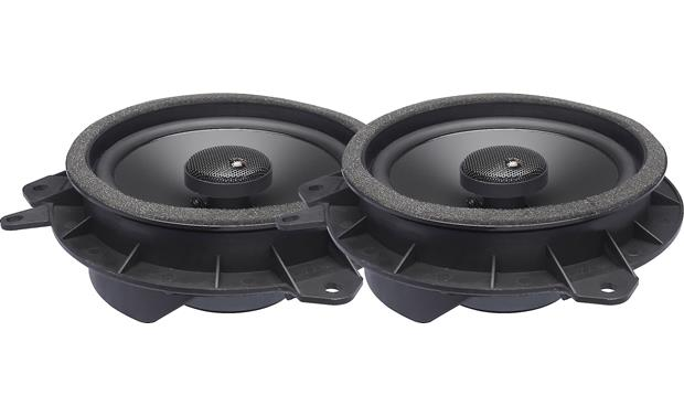 PowerBass OE652-TY PowerBass designed these speakers to be an easy fit for select Toyota vehicles.