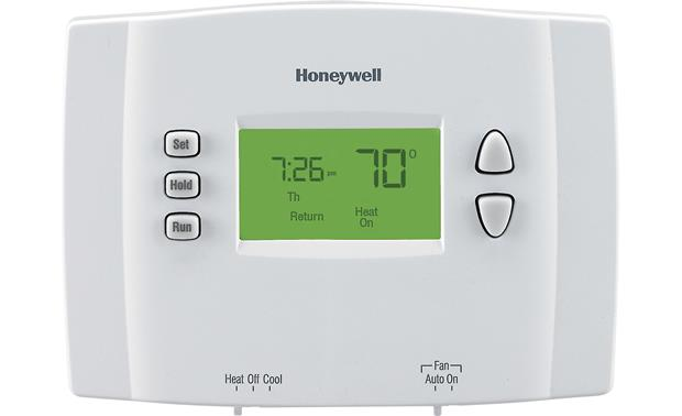 Honeywell 7 Day Programmable Thermostat (no Wi-Fi®) Front