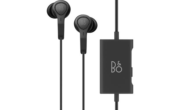 B&O PLAY Beoplay E4 by Bang & Olufsen hybrid active noise cancellation with advanced dual-microphone system