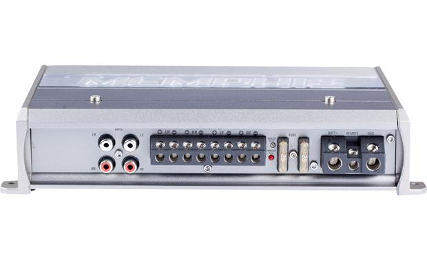 Memphis Audio MXA480.4M Two sets of preamp outputs