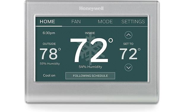Honeywell Wi-Fi® Smart Thermostat Front