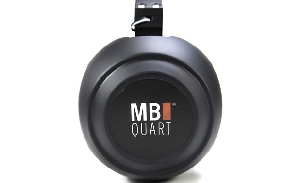 MB Quart NT2C-116B Tough enough for trail duty