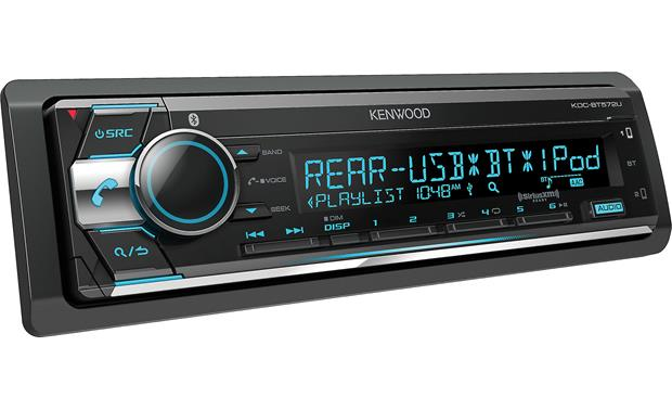 Kenwood KDC-BT572U Other