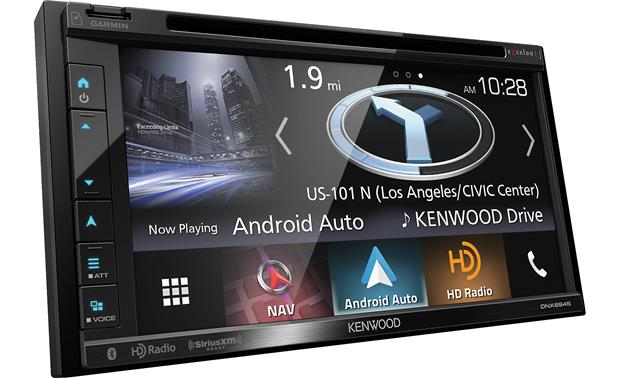 Kenwood Excelon DNX694S Other