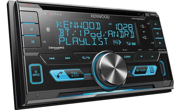 Kenwood Excelon DPX593BT Other