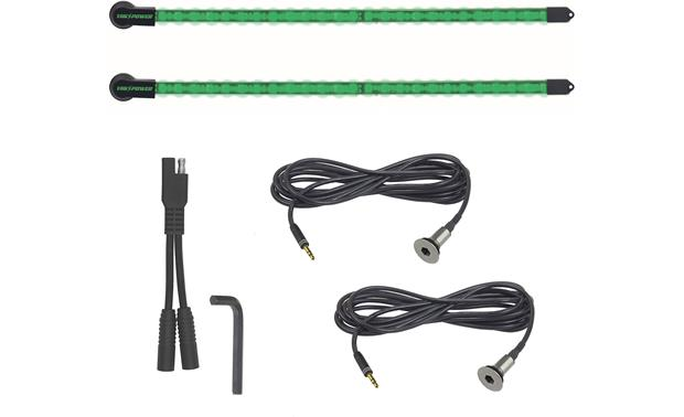 Yak-Power 2-piece Kayak Lighting Kit Front