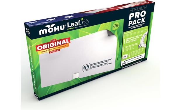 Mohu Leaf Pro Cool packaging
