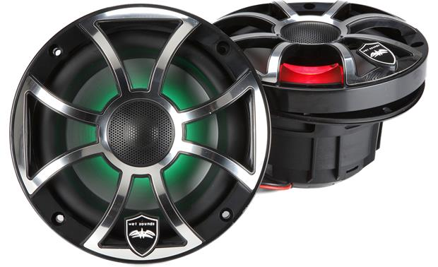 Wet Sounds REVO 6-XSB-SS marine speakers