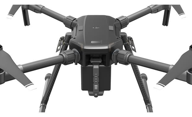DJI Matrice 200 Durable, weather-resistant body