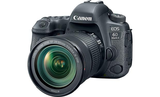 Canon EOS 6D Mark II Kit Front