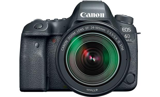 Canon EOS 6D Mark II Kit Front, straight-on