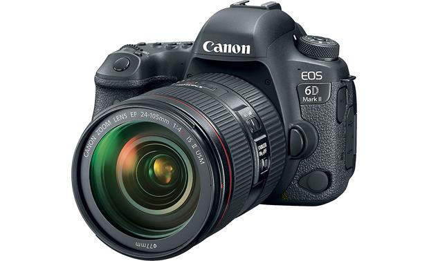Canon EOS 6D Mark II L-series Zoom Lens Kit Front